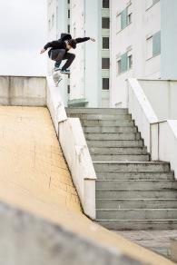 Carlos Cardenosa / nollie heel