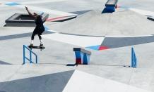 Ishod Wair Heel Flip FS Lipslide