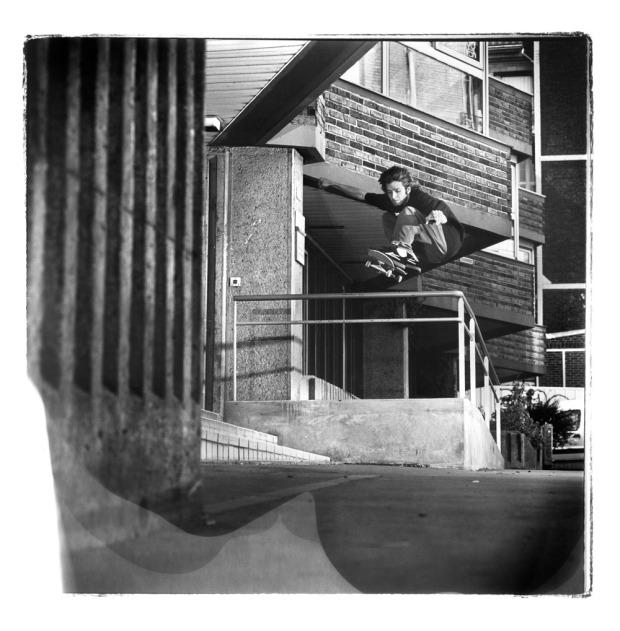 PHOTO 5 Jimmy Lannon - Ollie, Paris